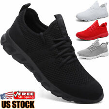 Men's Athletic Running Casual Sneakers Trainers Sports Tennis Jogging Shoes Gym
