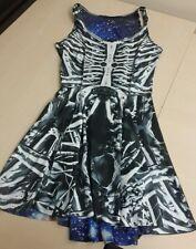 Black milk Bone Machine vs Blue Galaxy IOD (Inside Out Dress)