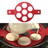 1PC Silicone Nonstick Egg Pancake Mold Pancake Maker Mould Omelette Easy Tool
