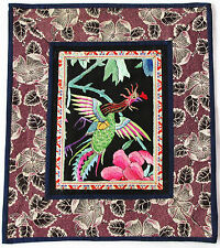 Antike chinesische Stickerei Seide  antique chinese silk embroidery