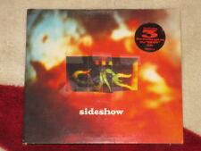 CURE - Sideshow USA digipak only Live 5 Tracks