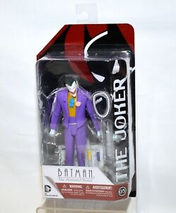 DC Collectibles Batman The Animated Series JOKER Red Card #05 Figure