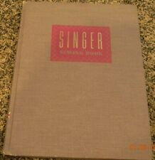 Singer sewing book  by Mary Brooks Picken 1960