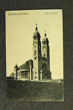 Dresden Strehlen  Christus Kirche / AK 96