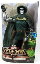 "New Hasbro Marvel Legends Icons Series 12"" Dr Doom 2006"