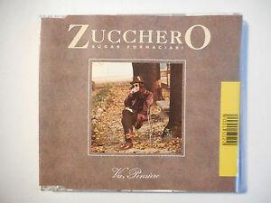 ZUCCHERO sugar fornaciari : VA PENSIERO ♦ CD SINGLE ITALIE PORT GRATUIT ♦