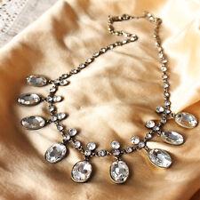 Collier Femme Pendantif Cristal Brillant Style Moderne Mariage Cadeau JCR 1