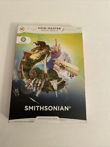 View Master Virtual Reality Smithsonian Experience Pack