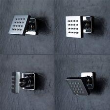4 pcs Bathroom body jet Shower  Brass Body Sprays Massage with chrome finish