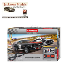 Carrera 25228 - Evolution Most Wanted Racetrack Complete Set