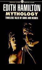 MYTHOLOGY TIMELESS TALES OF GOD AND HEROS, EDITH HAMILTON PAPERBACK BOOK