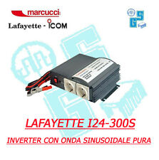 Lafayette i24-300S -  Inverter con ONDA sinusoidale PURA 24V-300W