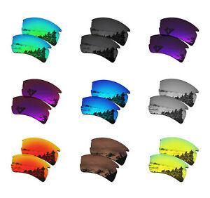 SmartVLT Polarized Replacement Lenses for-Oakley Flak 2.0 XL OO9188 - Options