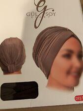 Womens Hijab Scarf Turbin Chemo Hair Loss Cap Hat