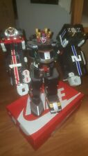 Super Train Megazord Power Rangers Lightspeed Rescue DX Grand Liner Go Go Five