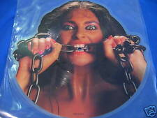 """Waysted - Women In Chains 7"""" Shaped Pic Disc UFO NWOBHM"""
