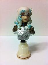 RARE! IKEDA The Rose of Versailles Lady Oscar Figure Model Doll Japan Anime