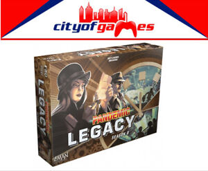 Pandemic Legacy Season 0 Board Game Brand New In Stock
