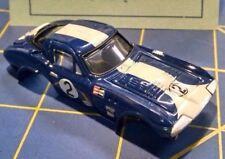 AML B406-BL Corvette Grand Sport Blue HO slot car Mid America