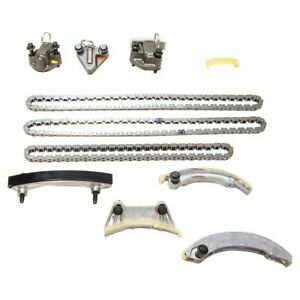 Timing Chain Tensioner Idler Guide Rail Kit Set for LaCrosse CTS SRX Camaro 3.6L