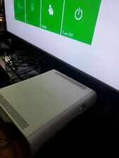 New listing Microsoft Xbox 360 Core System Launch Edition White Console