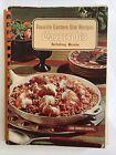 Vintage Favorite Eastern Star Recipes Cookbook Casseroles Breads 1968 1960's