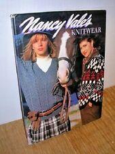 NANCY VALE'S KNITWEAR (HARDCOVER) PATTERN BOOK