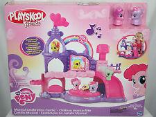 My Little Pony Musical Celebration Castle by Playschool Friends – NIB!