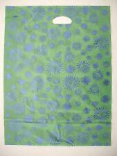 120 Plastic Die Cut Boutique Shopping Carry Gift Bags- 600x450mm+100mm gusset