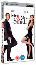 Mr And Mrs Smith (UMD, 2009) New & Sealed for PSP