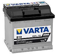 VARTA CAR BATTERY 012 / B19  3 YEAR WARRANTY  FREE FITTING INSTORE
