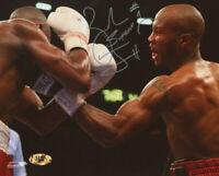 "~L@@K~ Zab ""Super"" Judah Signed 8x10 Boxing Photo MAB Hologram Boxer Autographed"