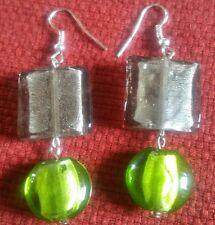 Womens Earrings 2 Pair