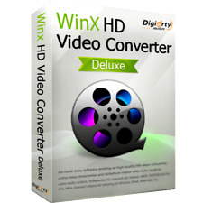 HD Video Converter Deluxe 5.9  | Full Edition ⭐Digital Download⭐