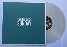 TAKING BACK SUNDAY TELL ALL YOUR FRIENDS 1stPRESSING 12 INCH LP VINYL RECORD NEW