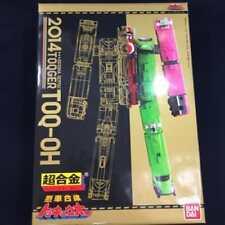 Bandai Limited Chogokin Super Sentai Toqger DX Toq-Oh Megazord Diecast