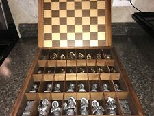 Vanmark Red Hats of Courage Chess Set (VERY RARE!!!)