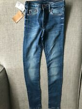 H & M BLUE JEANS SHAPING SKINNY SIZE 26 / 30 NEW