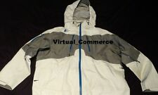 LOOK The North Face Mens Free Thinker Jacket Shell GoreTex Waterproof Grey XL