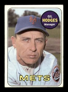 1969 Topps Set Break # 564 Gil Hodges VG-EX *OBGcards*