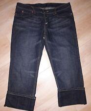 3/4 MNG Jeans Cabri blau gr 40/42 Hose