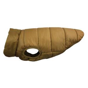 Dog Jacket Pet Winter Coat Warm Padded Vest Fleece Lined Chihuahua Apparel SH