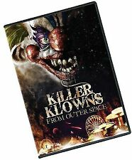 Killer Klowns From Outer Space DVD 0792850548