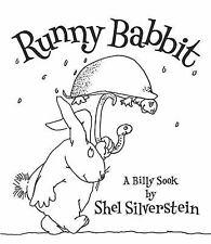 RUNNY BABBIT Shel Silverstein 1st Edition Hardcover Book NEW Ebay BEST PRICE!