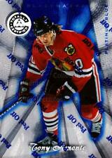 1997-98 Pinnacle Totally Certified Platinum Blue #68 Tony Amonte