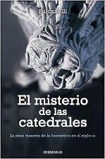 El misterio de las catedrales. NUEVO. Nacional URGENTE/Internac. económico