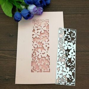 Lace Metal Cutting Dies Stencil Scrapbooking Decorative Embossing Paper Cards