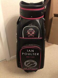 Ian Poulter IJP Limited Tour Bag