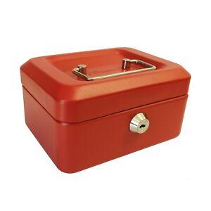 6 Inch Cash Box