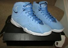 Nike Air Jordan 7 Retro VII Pantone Blue #304775-400 Size 10.5
